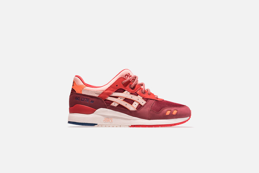 Ronnie Fieg x Asics Made in Japan Gel-Lyte III - Volcano