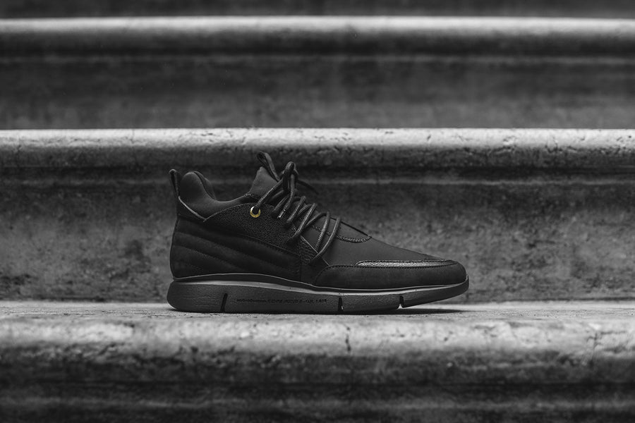 Android Homme Runyon Runner - Black