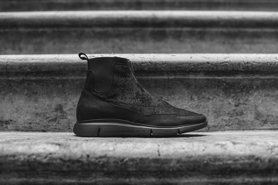 Android Homme Runyon Runner Chelsea Boot - Black