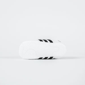 adidas Originals Crib Superstar - White / Black