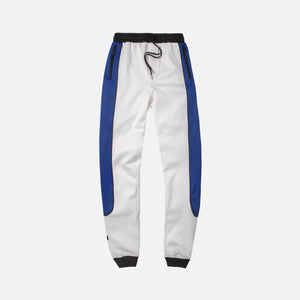 Stampd Circuit Track Pant - White / Blue / Black