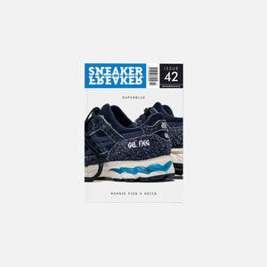 Sneaker Freaker Issue 42 - RF x Asics Cover