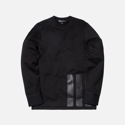 Y-3 FT Crewneck - Black