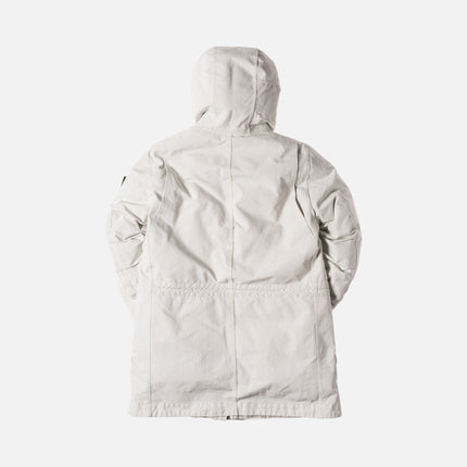 Stone Island Real Down Blouson Jacket - Ice