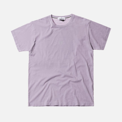 Stone Island Graphic Eight Tee - Lavender