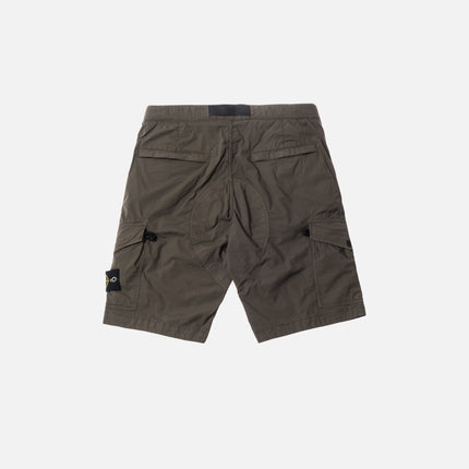 Stone Island Bermuda Shorts - Military Green