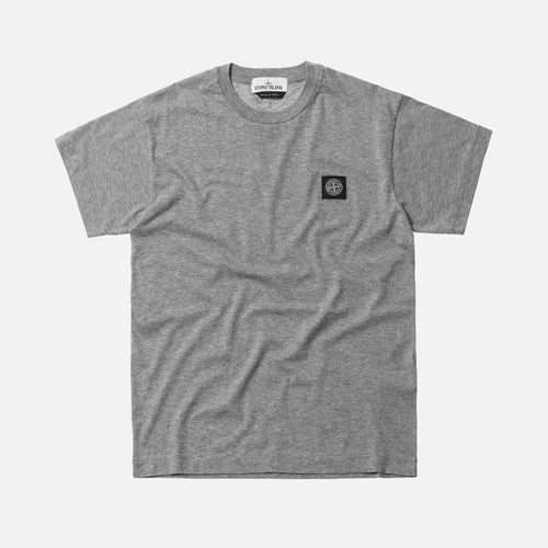 Stone Island Patch Logo Tee - Polyvere