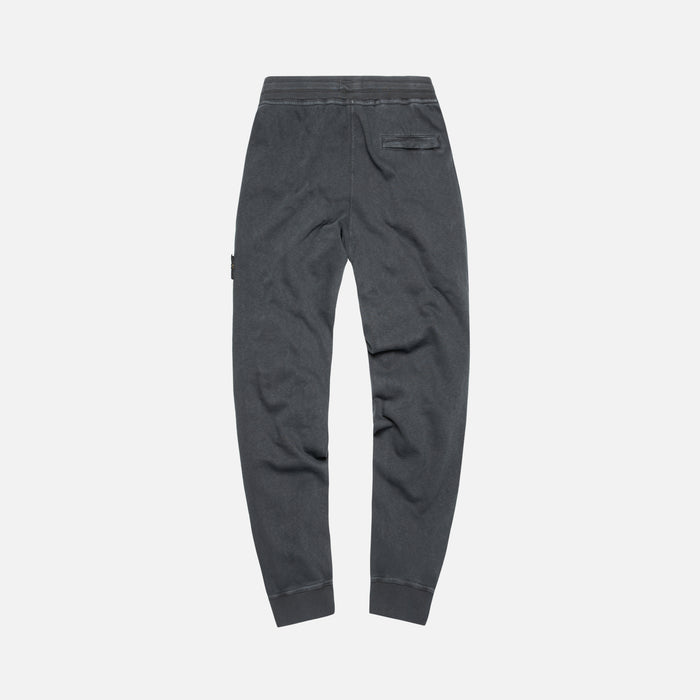 Stone Island Garment Dyed Old Effect Sweatpant - Anthracite