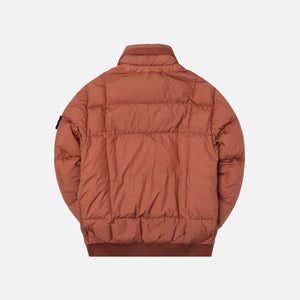 Stone Island Real Down Jacket - Ruggine