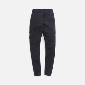 Stone Island Stretch Broken Twill Garment Dyed Pants - Antracite Image 2