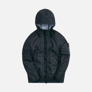Stone Island Membrana 3L TC Hooded Jacket - Black