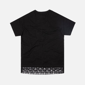 Siki Im Triangle Cut Tee - Black