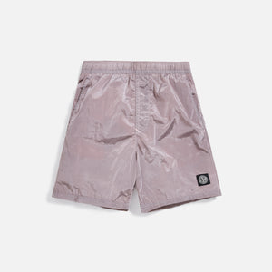 Stone Island Swim Shorts - Rose Quartz