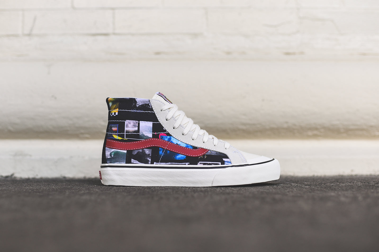 Vans x Daniel Russo Sk8-Hi 138 Decon SF - Black / Tan