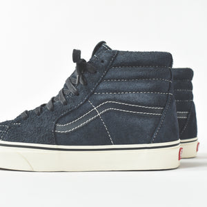 Vans Sk8-Hi Hairy Suede - Sky Captain   Snow White – Kith 7c8362197