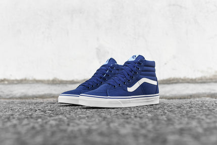 Vans x New York Yankees SK8-Hi - Navy / White