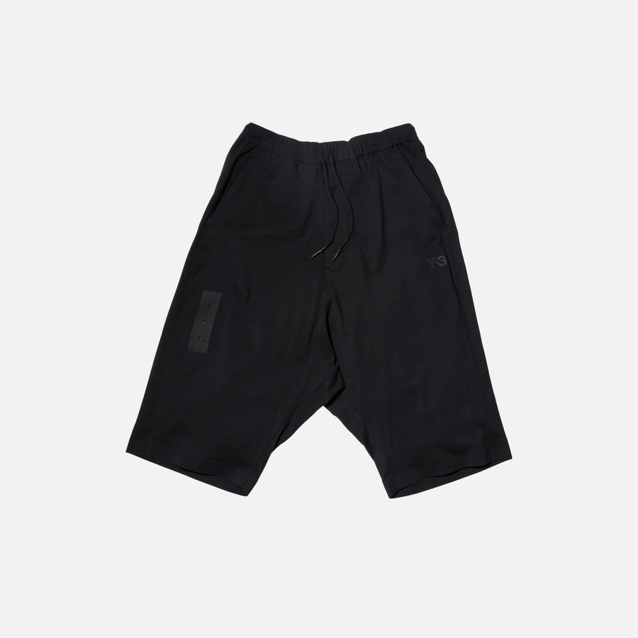 Y-3 Skylight Short - Black