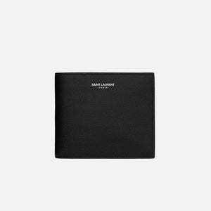 Saint Laurent Folded Wallet - Black