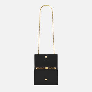 Saint Laurent Small Chain Bag - Black