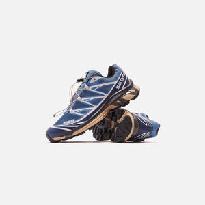 Salomon XT-6 ADVANCED - Copen Blue / Mood Indigo / Luor Rock