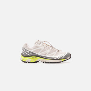 Salomon XT-6 Advanced - Lunar Rock / Quiet Shade / Safety Yellow