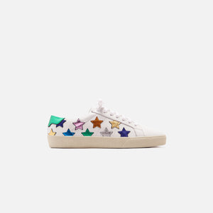 Saint Laurent SL/06 Star Sneaker - White