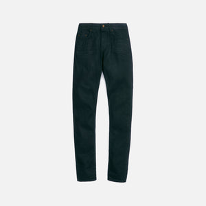 Saint Laurent Slim Fit Coated - Black