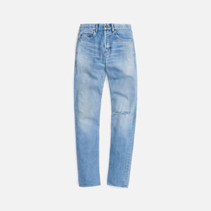 Saint Laurent Slim Fit Santa Monica - Blue