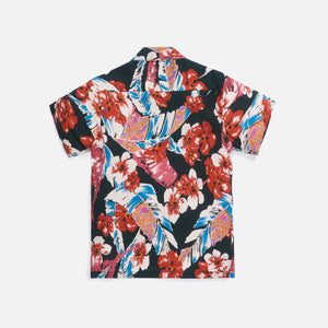 Saint Laurent Hawaii Shirt - Multi