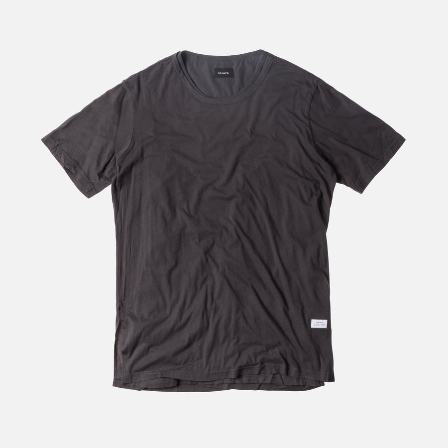 Stampd Echo Tee - Charcoal