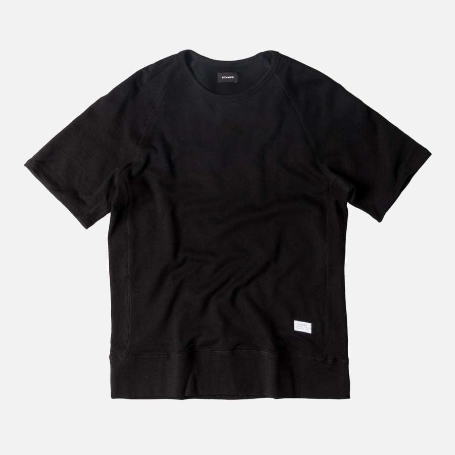 Stampd Field Short Sleeve Pullover - Black