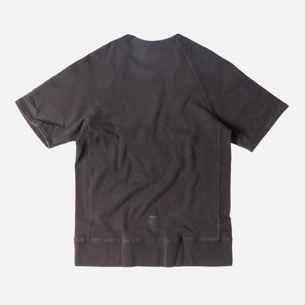 Stampd Field Short Sleeve Pullover - Slate Grey