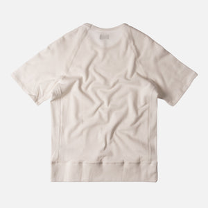 Stampd Field Short Sleeve Pullover - White