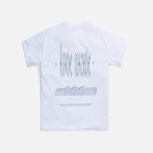 Stampd Love Wave Tee - White