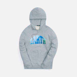 Stampd Earth Ocean Hoodie - Heather Grey