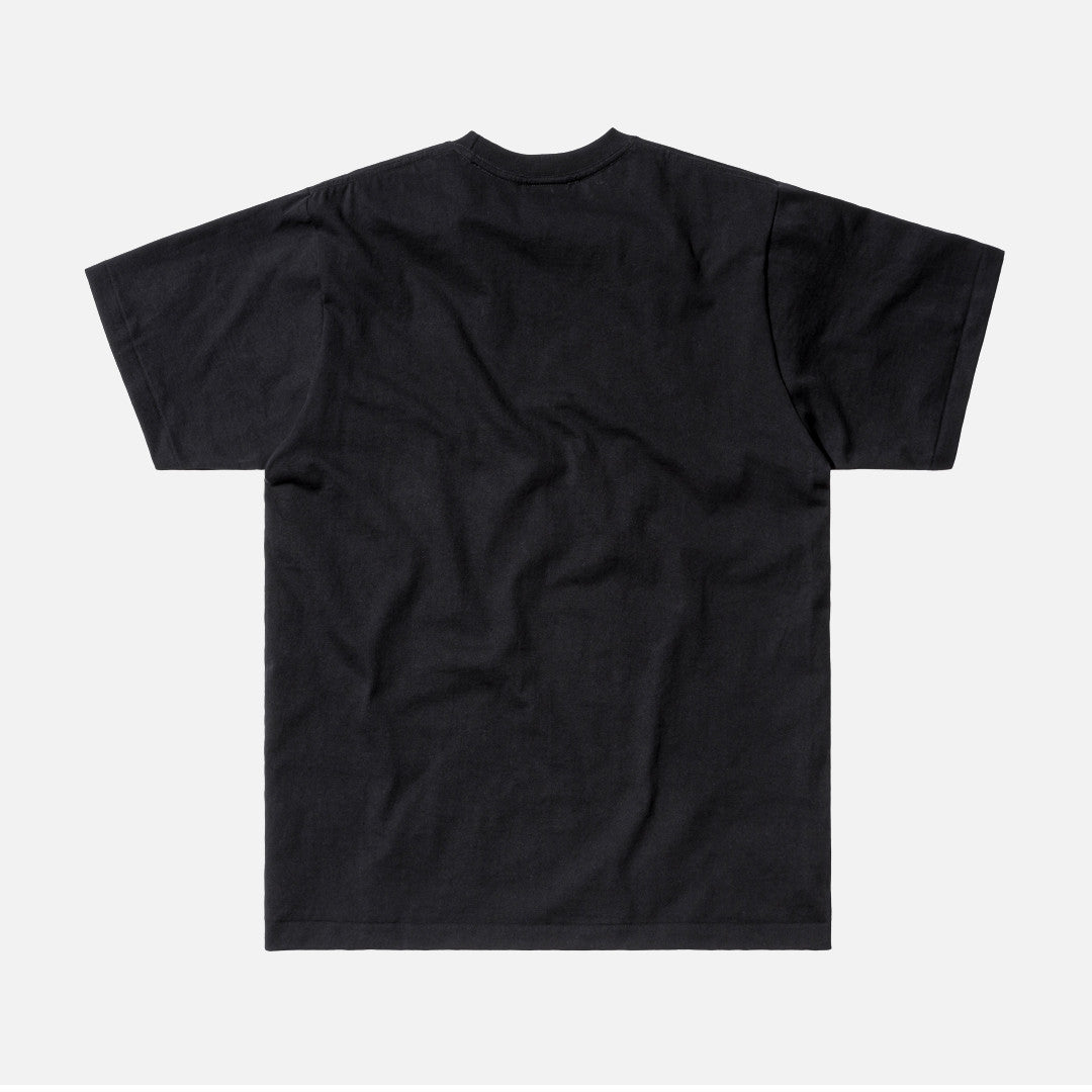 Kith x A Bathing Ape Fiegsta Tee - Black