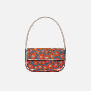 Staud Tommy Bag - Daisy Blue Beading Image 1