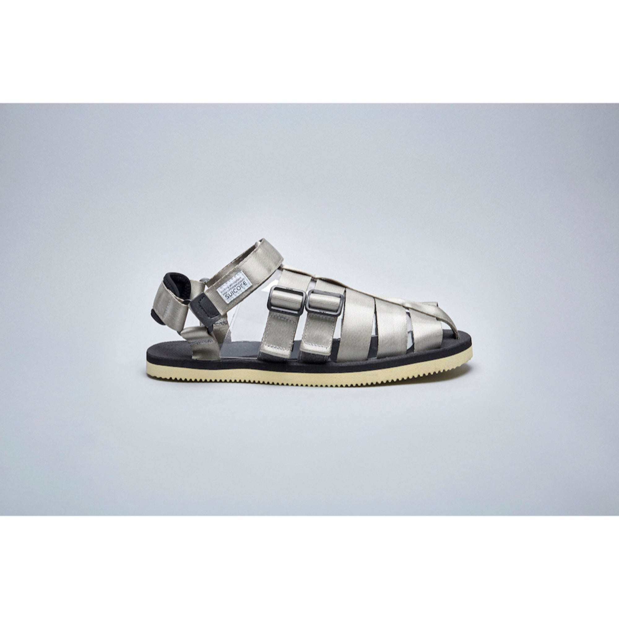 Suicoke SHACO Slide -  Black / Grey