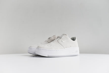 Nike WMNS Air Force 1 Sage XX - Off White / Light Silver / White