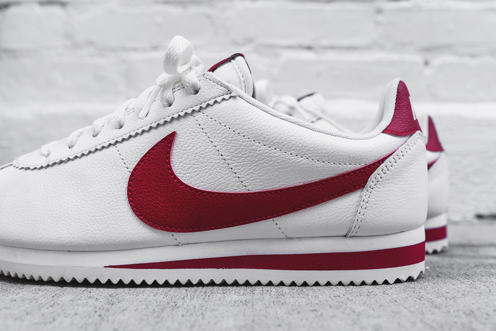 best sneakers 7fd26 b63d1 nike cortez gym red