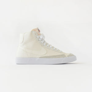 Nike Blazer Mid '77 Vintage WE - Sail / White