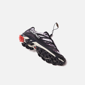 Salomon XT-4 ADV - Black / White / High Risk Red