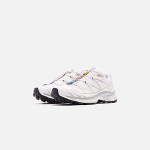 Salomon XT-6 ADV - White / Vapor Blue / Vanilla Ice
