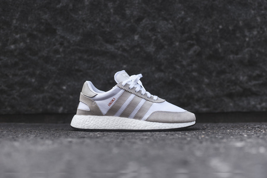 adidas Originals Iniki Runner - White / Pearl Grey / Black