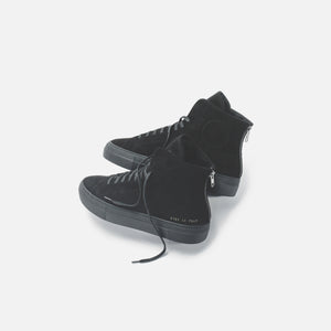 Common Projects WMNS Shearling Pack Tournament High Super - Black Image 5