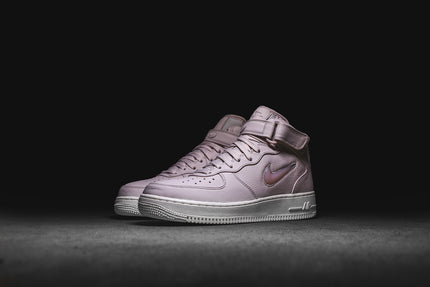 NikeLab Air Force 1 Mid Retro PRM - Silt