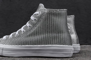 Converse WMNS Chuck II High Top - Metallic Silver