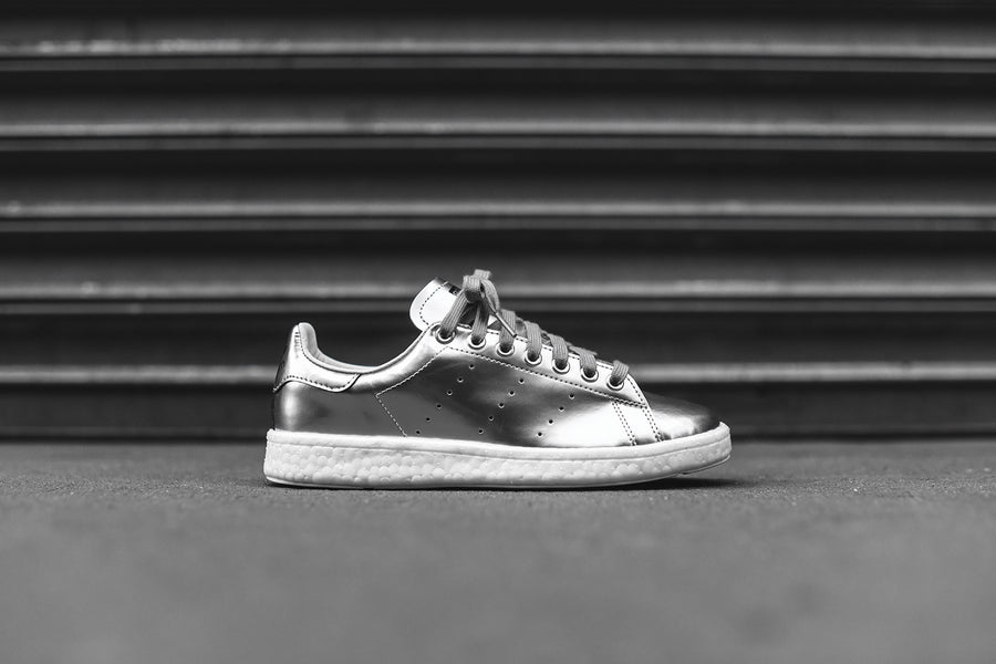 adidas Originals WMNS Stan Smith Boost - Silver
