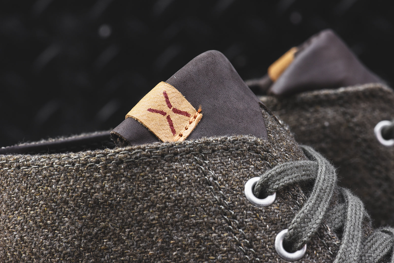 Visvim Skagway High ML - Olive