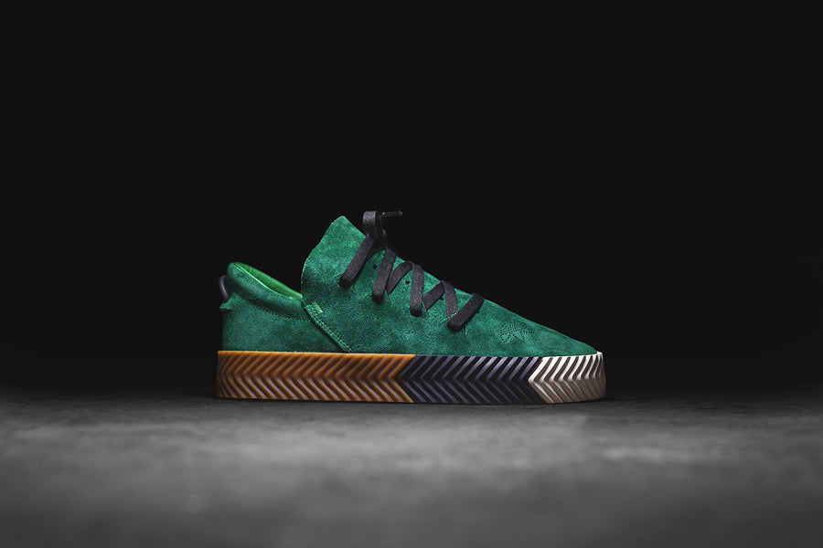 adidas Originals x Alexander Wang Skate - Green